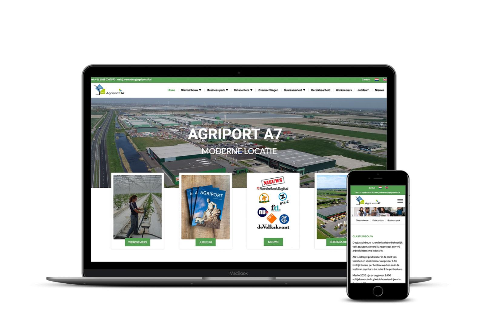 Celina Klarenbeek - agriport A7