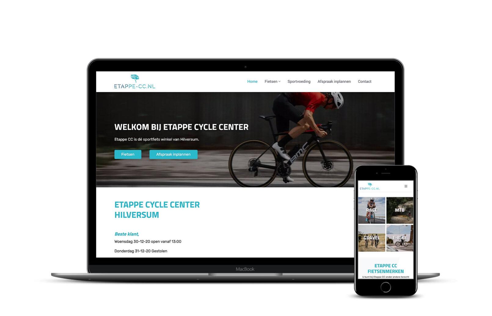 Celina Klarenbeek - etappe cc